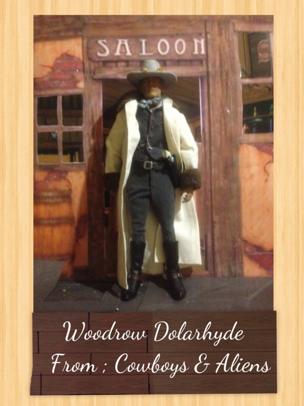Woodrow Dolarhyde 2 by WKH